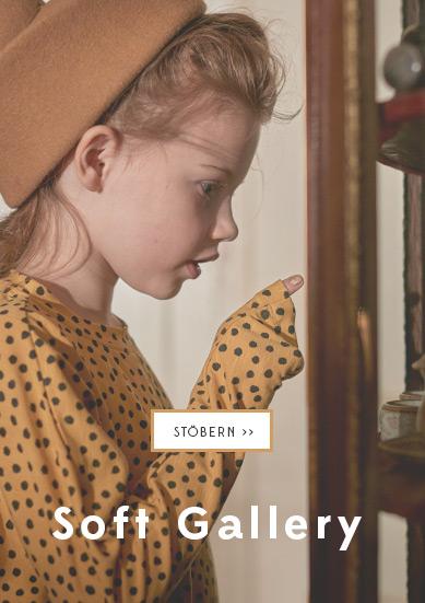 Baby- und Kinderkleidung von Soft Gallery