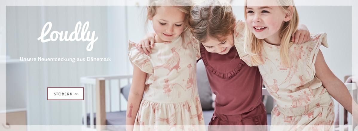 Loudly - Kindermode aus Dänemark