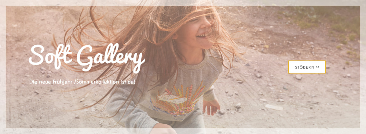 Coole Kidswear von Soft Gallery