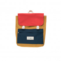 "Rucksack ""Tiny Color Block Backpack"", honey"
