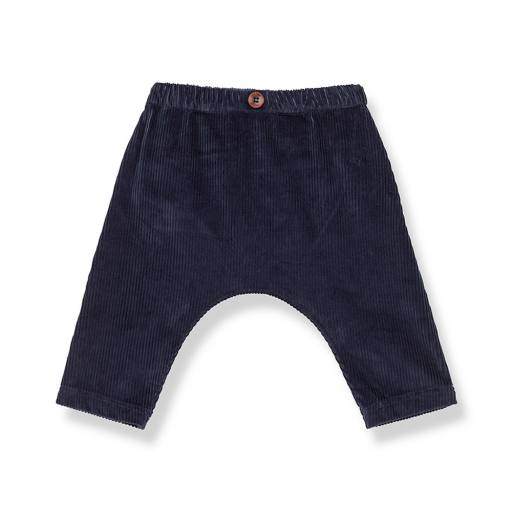 "1+ in the Family - Cordhose ""Molina"", blue notte"