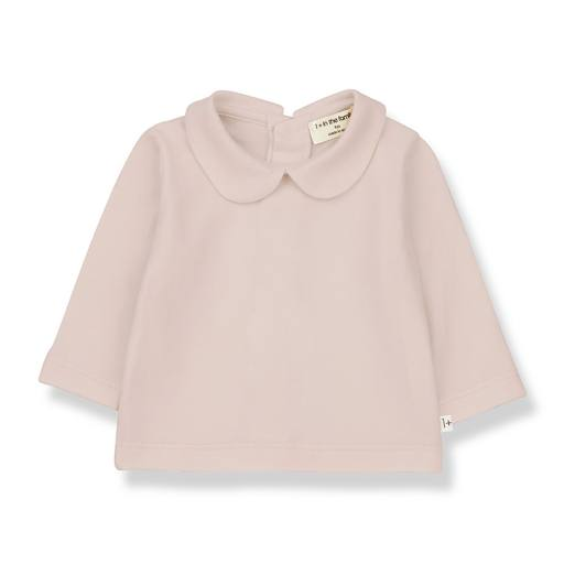"""1+ in the Family - Baby-Shirt """"Colette"""", nude"""