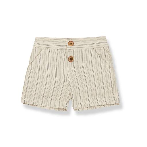 "1+ in the Family - Shorts ""Gael"", beige"