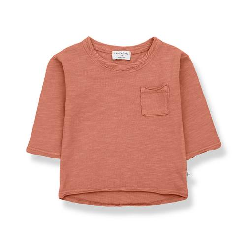 """1+ in the Family - Langarmshirt """"Pere"""", roibos"""