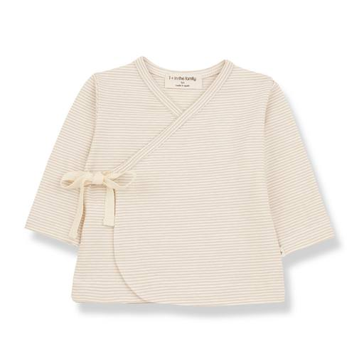 "1+ in the Family - Wickelshirt ""Sol"", beige"