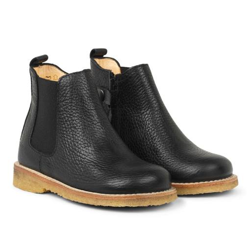 "Angulus -  ""Chelsea-Boot"", black"