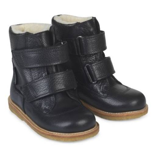 "Angulus - Winterstiefel ""Kentucky"", black"