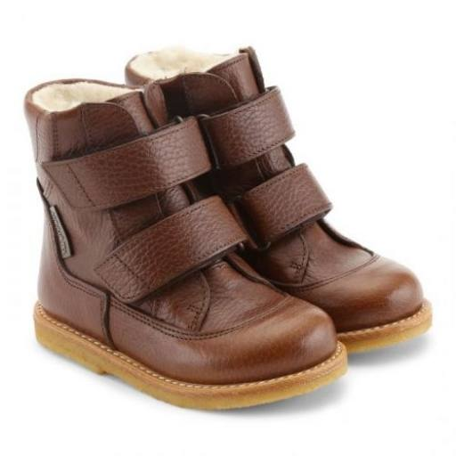 "Winterstiefel ""Kentucky"", cognac"