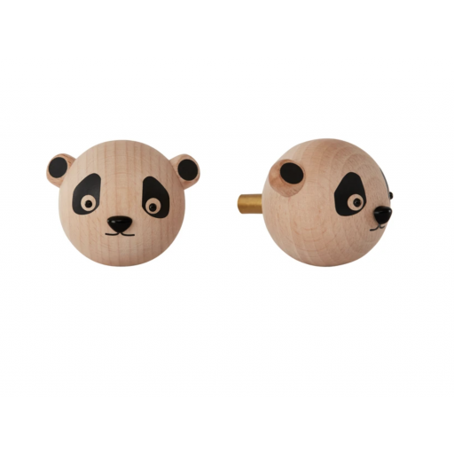 "Oyoy - Wandhaken ""Mini Hook Panda"""