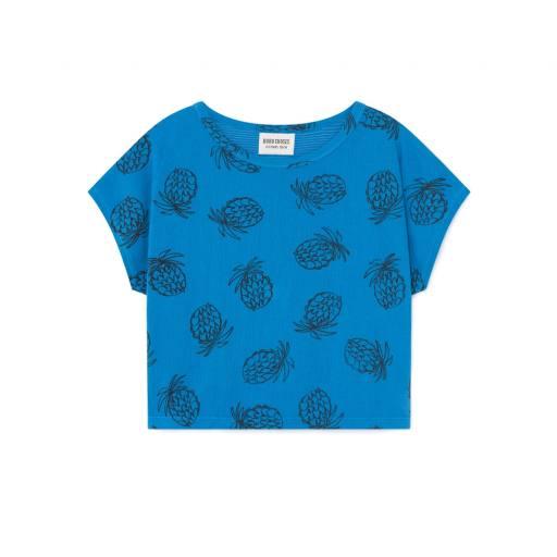 "Bobo Choses - T-Shirt ""All Over Pineapple"""