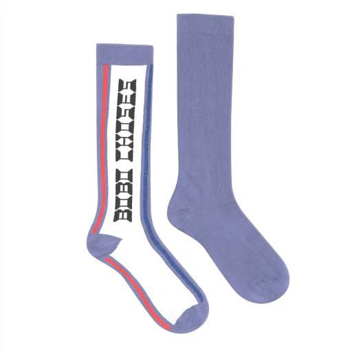 "Choses -Strümpfe ""Bobo Choses Long Socks"", lilac"