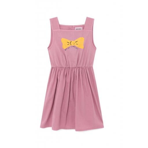 "Bobo Choses  -Kleid ""Bow Woven Dress"""