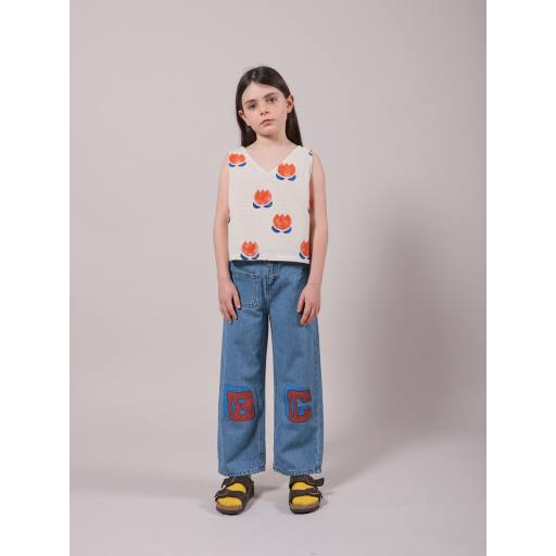 "Bobo Choses - Top ""Chocolate Flower"""