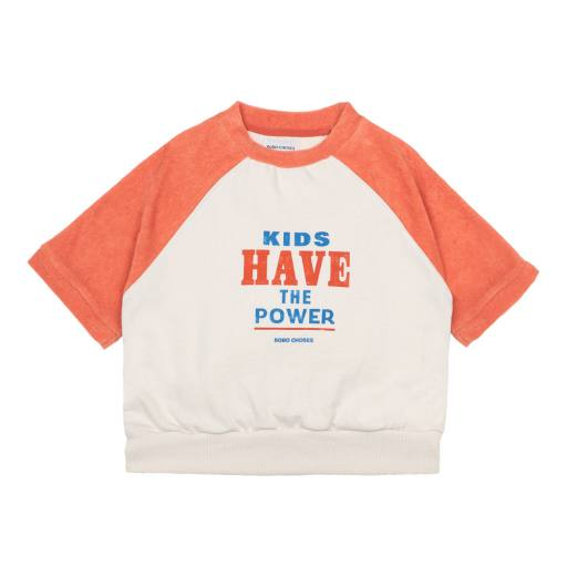 Bobo Choses - Shirt ''Kids have the Power''