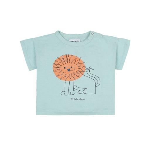 "Bobo Choses - Baby T-Shirt ""Pet a Lion"""