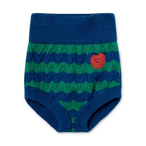 Bobo Choses - Strawberry Knitted Culotte