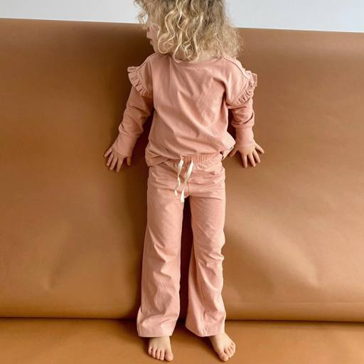 "by Kleines Karussell - Pyjamaset ""Girl Kombination"", dusty coral"