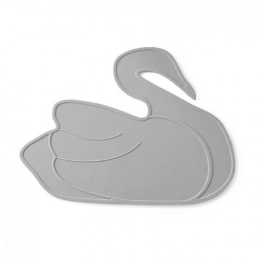 """by lille Vilde - Tischset """"Grey Swan"""""""