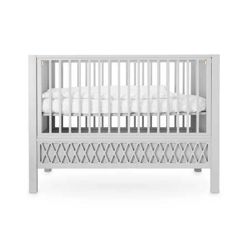 Cam Cam Copenhagen - Harlekin Babybett, classic grey