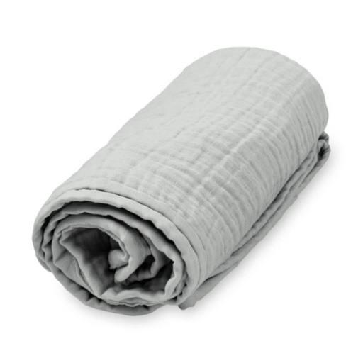 "Cam Cam Copenhagen - Mulltuchdecke ""Muslin Blanket"" grey"