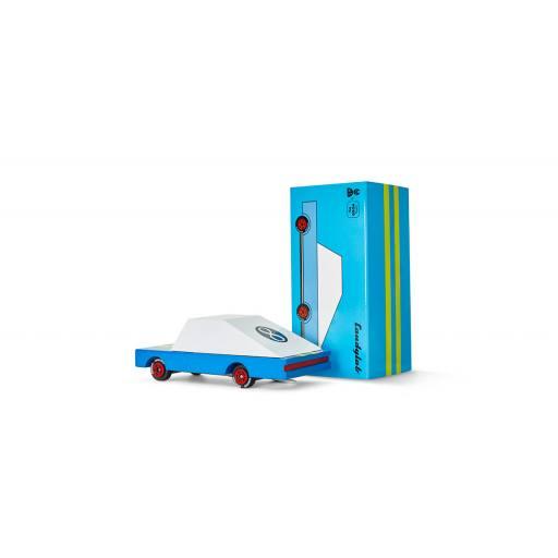 Candylab - Candycar - Blue Racer - #8