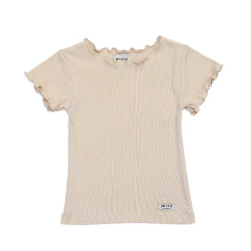 "Donsje - Shirt ""Eloise'', frosted cream"