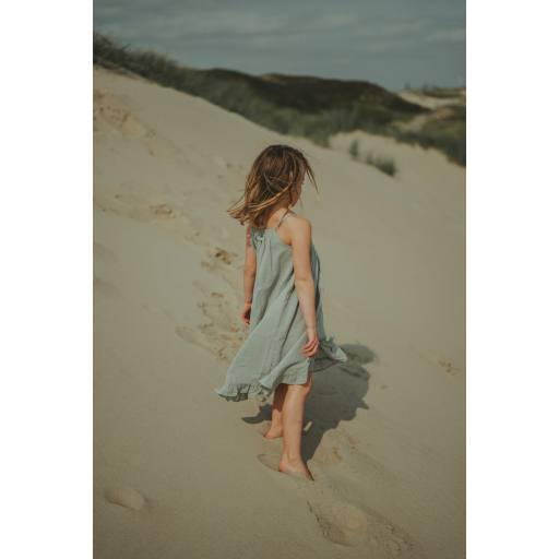 """Donsje - Kleid """"Camille"""", sea green"""