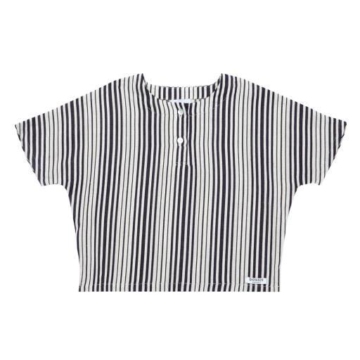 "Donsje - Shirt ""Tris'', night sky striped"