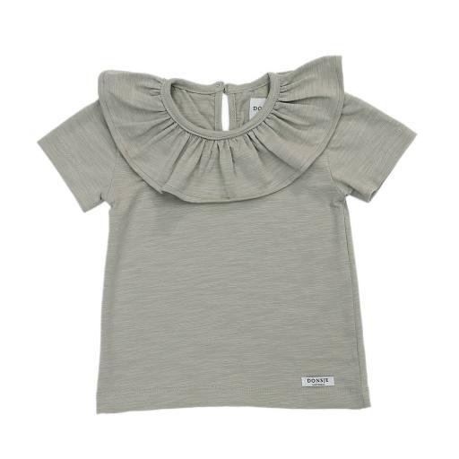 "Donsje - Shirt ""Adeline'', sage"