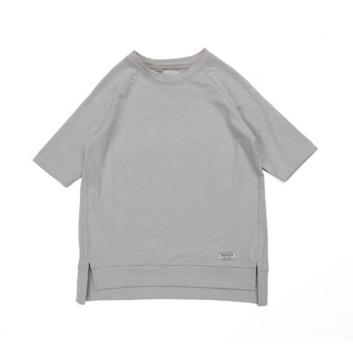 """Donsje - Shirt """"Ellis'', stone grey"""