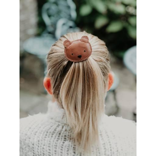 """Donsje - Haargummi """"Josy Hair Tie"""", bear"""