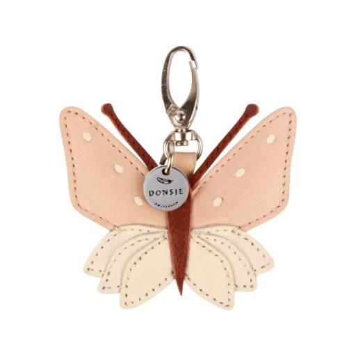"Donsje - Anhänger ""Musi Chain"", butterfly"