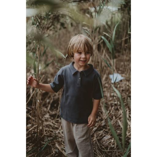 "Donsje - Shirt ""Sander'', dark spruce"
