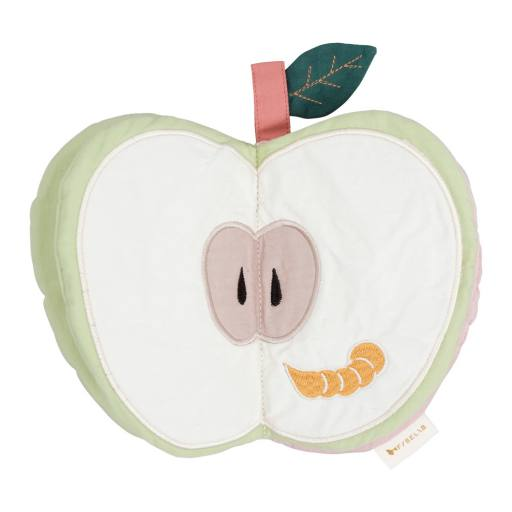 Fabelab - Stoffbuch ''Apple'', green
