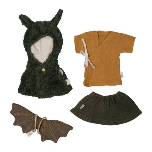 "Fabelab -Puppenkleidungs-Set ""Doll Clothes Set ""Dragon Cape"", multi"