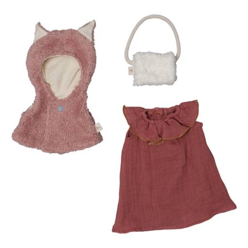 "Fabelab -Puppenkleidungs-Set ""Doll Clothes Set ""Fox Cape"", multi"