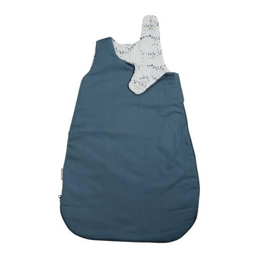 """Fabelab - Schlafsack """"Sleeping Bag"""", blue spruce & ocean"""