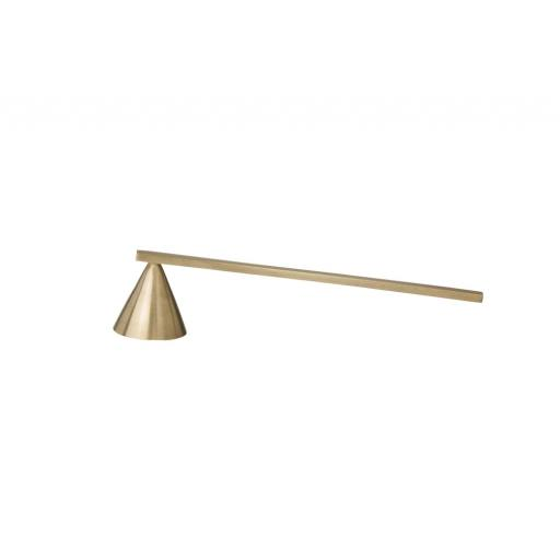 "Ferm living - Kerzenlöscher ""Brass Extinguisher"""