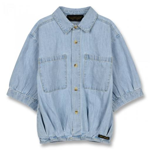 "Finger in the Nose - Oversized Short Sleeve Shirt ""Swell"""