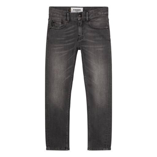 Straight Fit Jeans ''Icon'', grey denim