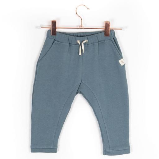 """Frankie & Lou -Hose """"Frankie Pants"""", pigeon blue"""