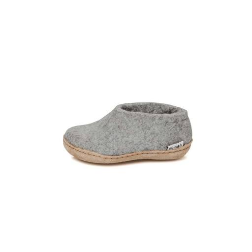 "Glerups -Kinder-Hausschuhe ""Shoe Junior"", grey"
