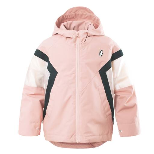 "Gosoaky - Jacke ""Bird Box"", evening pink"
