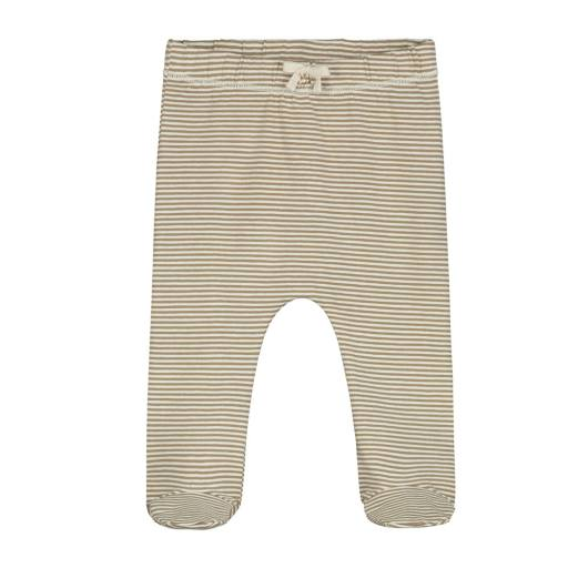 "Gray Label - Babyhose ""Baby Footies"", peanut/cream"