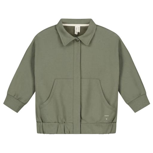 Gray Label - Collar Jacket, mustard