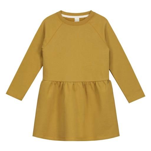 Gray Label - Sweatshirt Dress, mustard