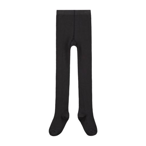 Gray Label - Ribbed Tights, nearly black