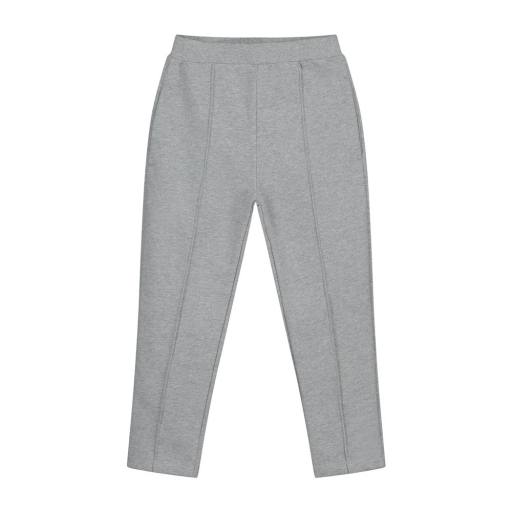 Gray Label - Slim Fit Trousers, grey melange
