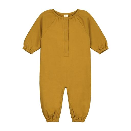 "Gray Label - Baby-Einteiler ""Baby Balloon Suit"", Mustard"