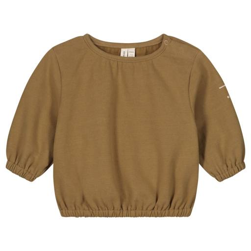 "Gray Label - ""Baby Ballon Top"", peanut"